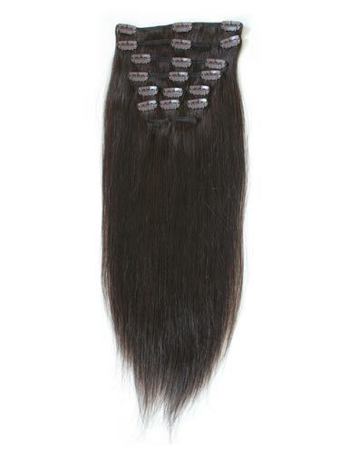 Clip In Remy Hair Extensions 24