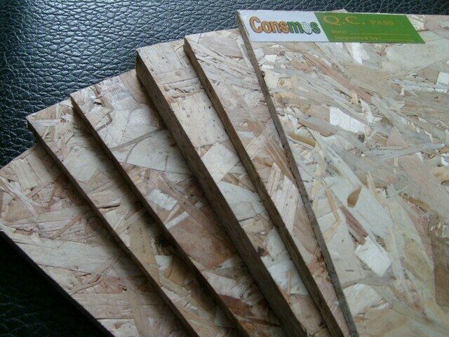 Oriented Strand Board : China oriented strand board waferboard sterling