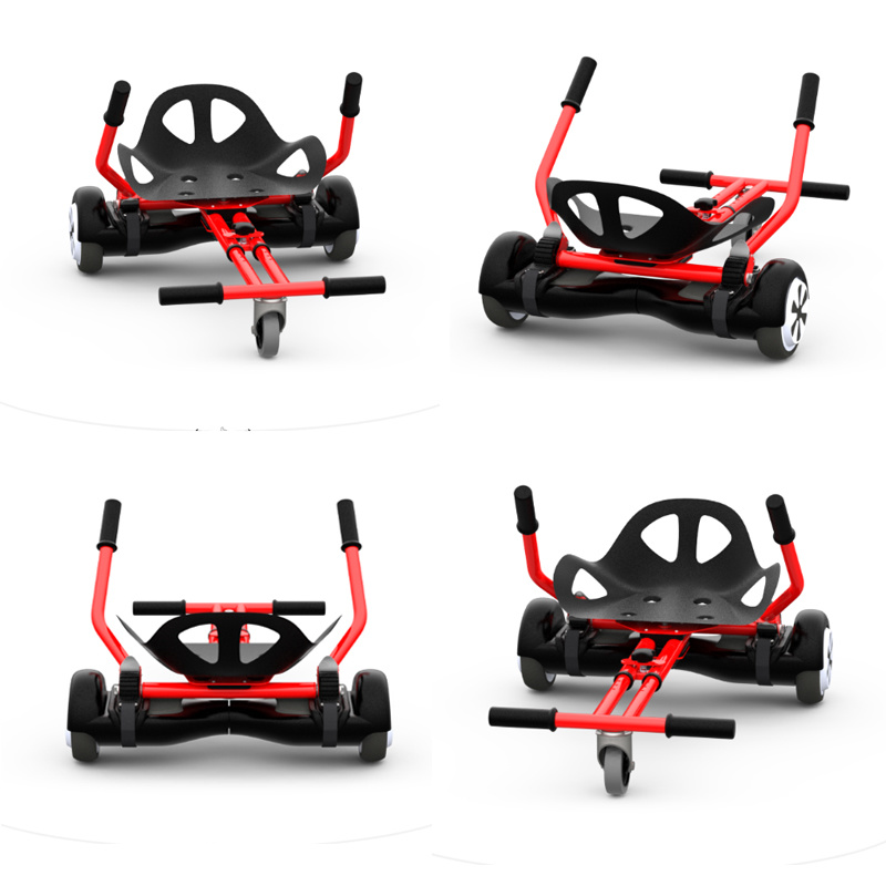 2016 Hotest New Product Transform Your Hoverboard Into an Awesome Gokart