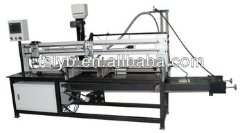 Semi Automatic Assembly Machine for Outer Rail