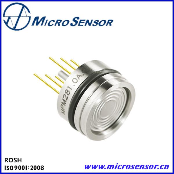 Temperature Compensated Water Pressure Sensor Mpm281
