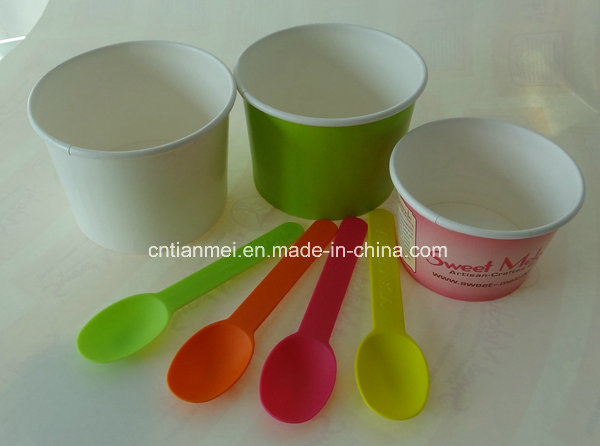 Paper Cups for Ice Cream, Frozen Yogurt Cups