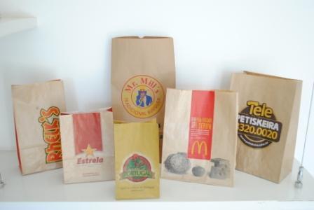 Roll Fed Square Bottom Paper Bag Machine (HD-330)