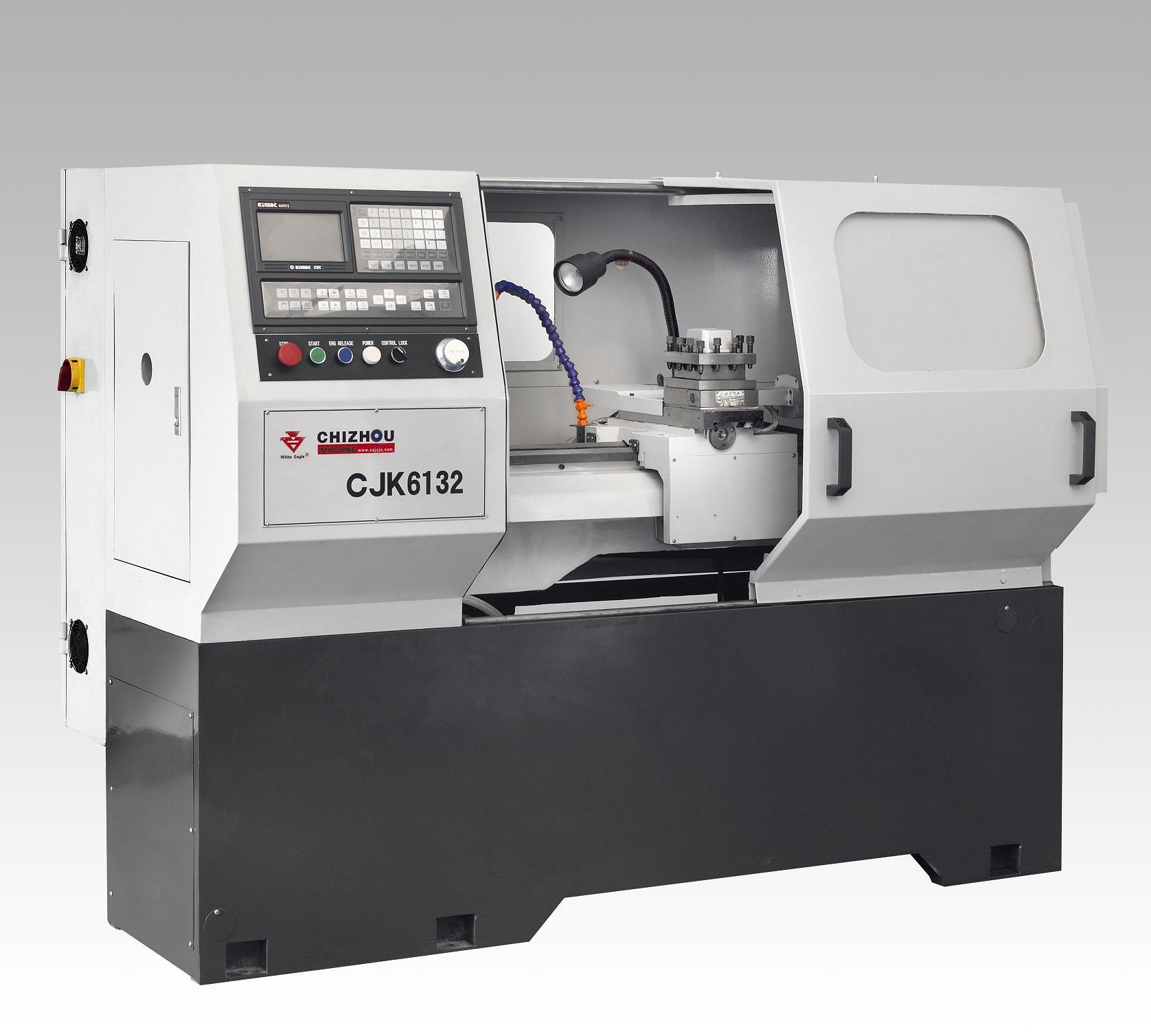 CNC Lathe (CJK6132)