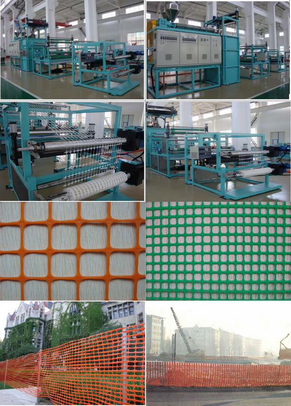 PE/PP Square Net Plastic Machinery
