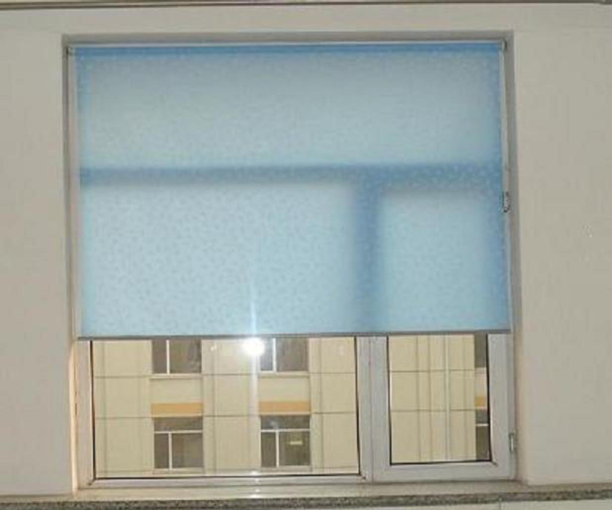 Fabric Roller Shades : Fabric roller shades grasscloth wallpaper