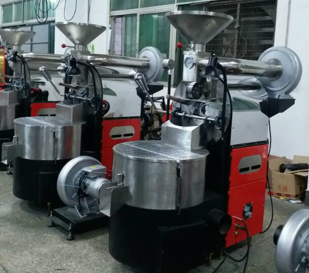 6kg Commercial Coffee Roasters/6kg Commercial Coffee Roasting Equipment