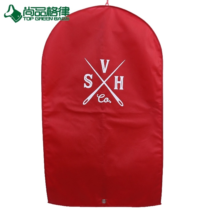 High Quality Reusable Dust Garment Bag Foldable Non Woven Suit Cover