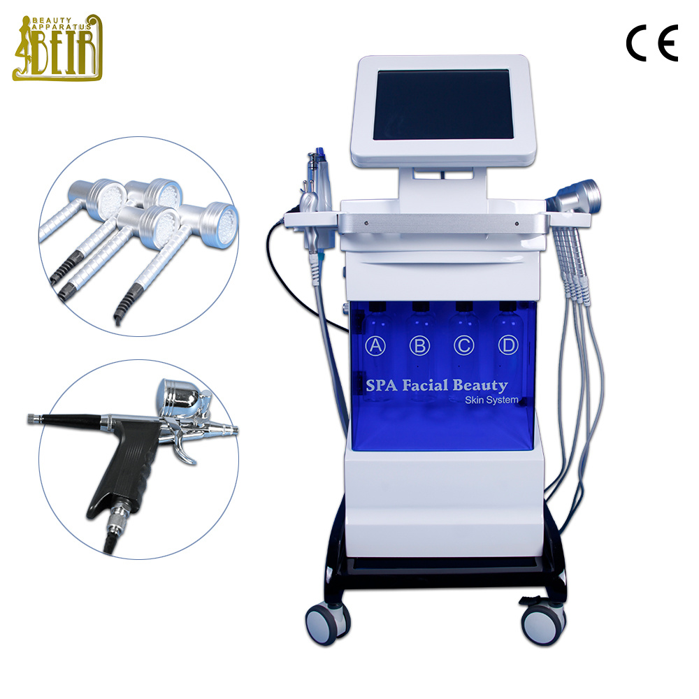 Multifunctional PDT LED Light for Facial Therapy +Skin Care, Promote Skin Regeneration SPA Machines SPA990