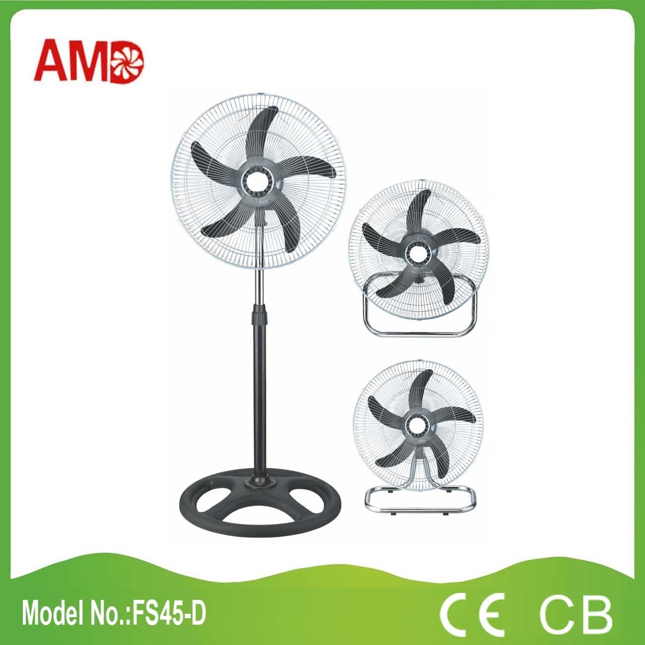 """18"""" Industrial Fan Electric Stand Fan Table Fan Wall Fan"""
