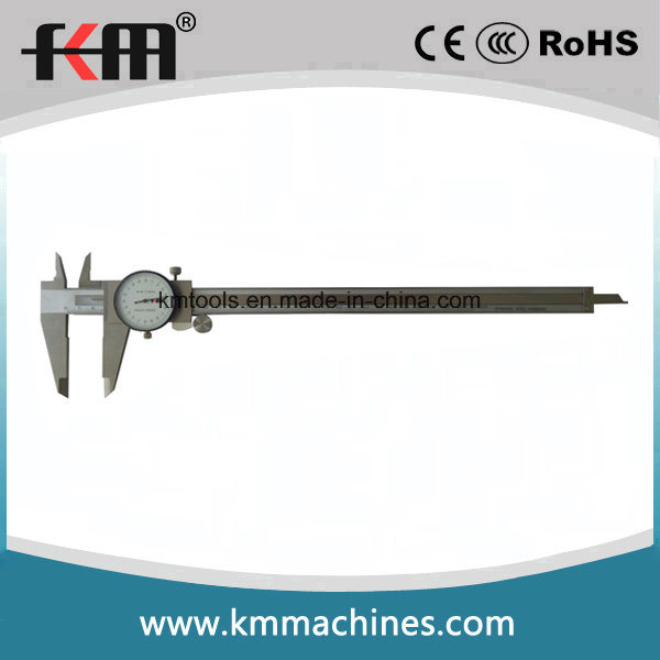 0-12′′ Stainless Steel Dial Caliper Quality Measuring Tools