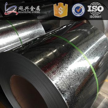 Hot DIP Galvanized Steel Iron Coil (DX51D+Z SGCC Z275)