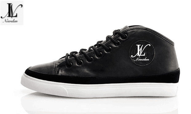 Fashionable Genuine Leather Casual Shoes (CAS-025)