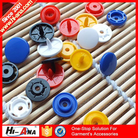 Hot Products Custom Design Various Colors Hidden Snap Button