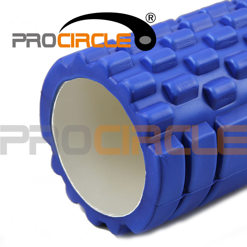 Crossfit EVA Grid Foam Roller Hollow Foam Roller (PC-FR1011)