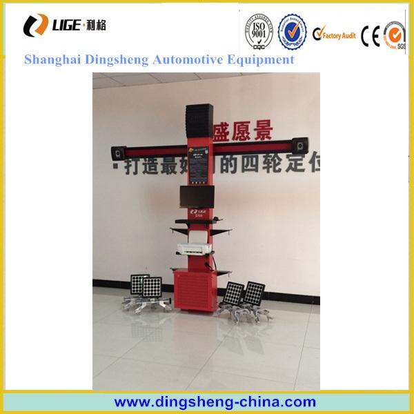 Vehicle Center Workshop Tire Changer Alignment Lift