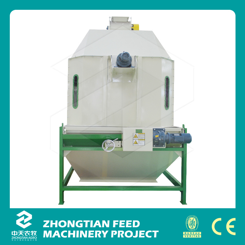 Animal Feed Pellet Newest Design Counter Flow Cooler