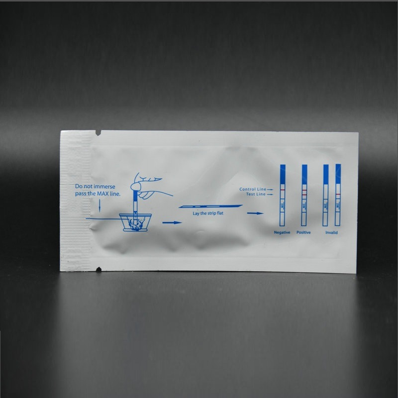 HCG Pregnancy Test Strip Kits with Ce FDA ISO Approved