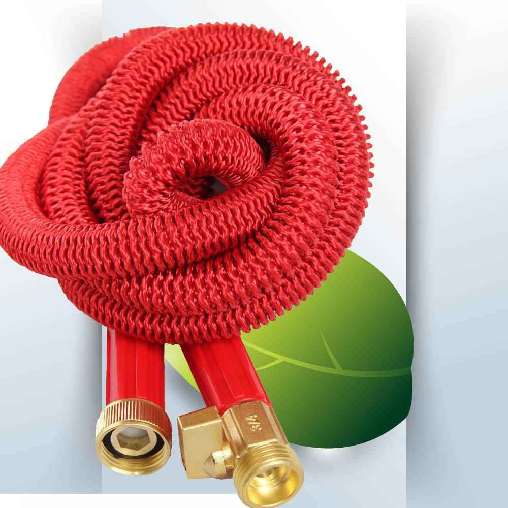 Expandable Garden Hose with Free Nozzel,