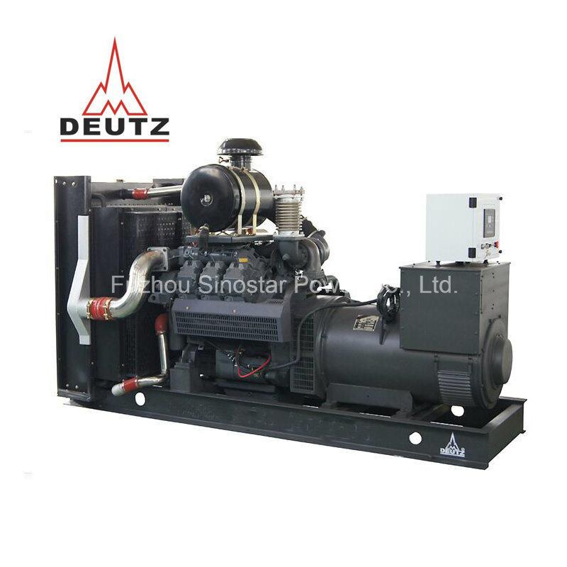 100kw 125kVA Container Deutz Electric Disel Generator Set with Stamford Alternator