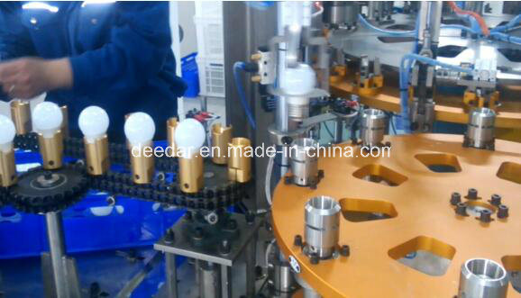 LED Light Auto Assembling Machine