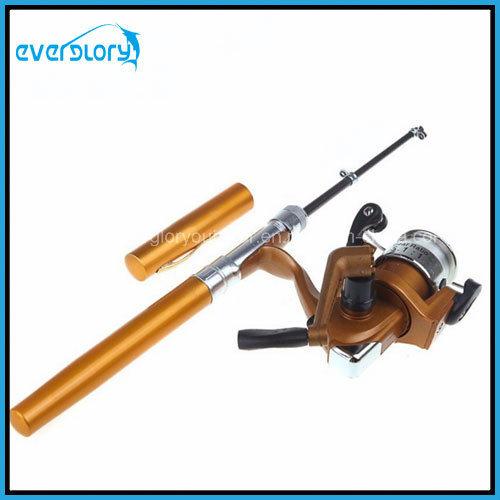 Pocket Pen Fishing Combo Fishing Rod