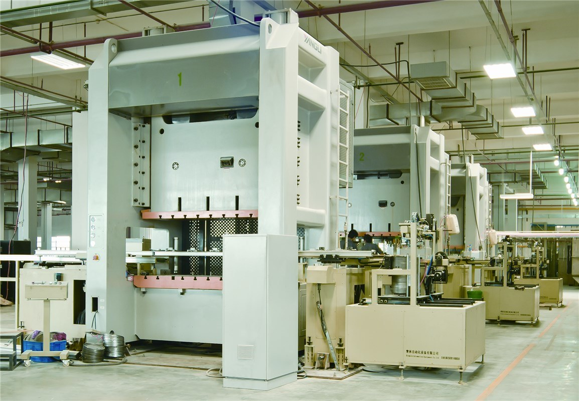 Sp2 Series Gantry Type Double Point Press Machine