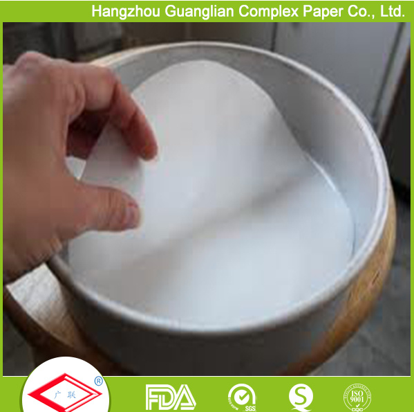 6 Inch Round Pre-Cut Parchment Paper Circles for Cake Tin Lining