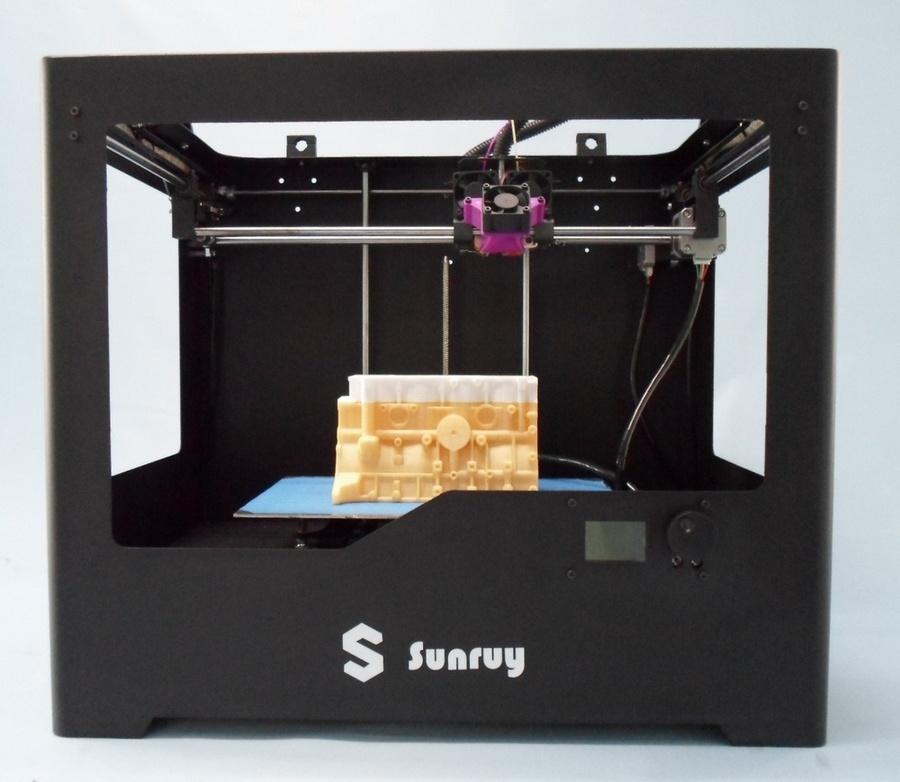 China Professional Rapid Prototype Big Printing Volume 3D Printer