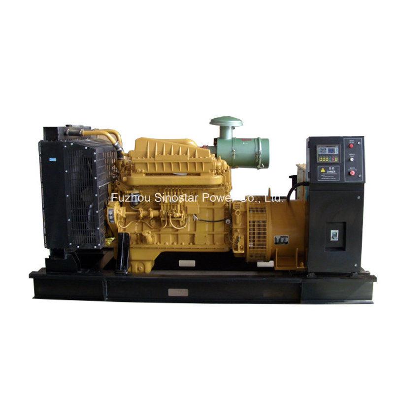 Diesel Generator Set 150kw Sc7h230d2 Shangchai Engine
