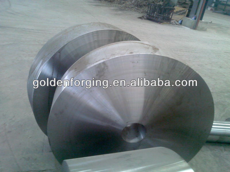 AISI304 Casting Alloy Steel Cam Shaft