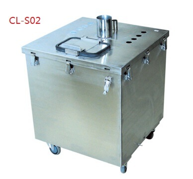 Powder Sieve Machine with Hoppers Cl-3000s