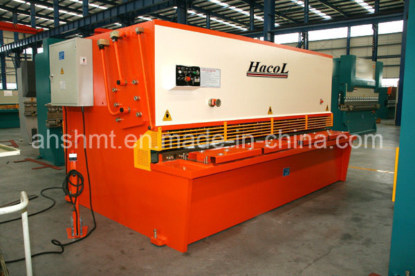 QC12y-10*3200mm Hydraulic Swing Beam Shearing Machine/Hydraulic Plate Cutting Machine/Shearing Machine