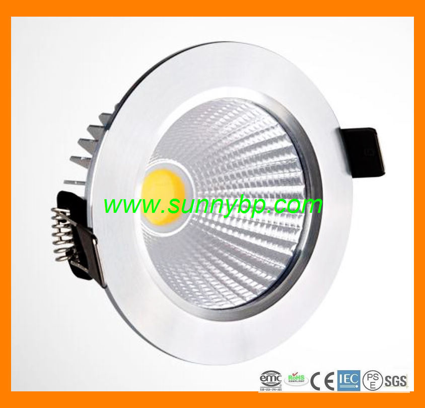 21W 18W 15W 12W 9W 6W Panel LED Downlight