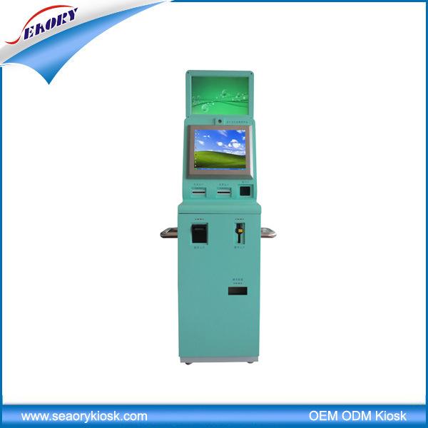 Touch Screen Kiosk/Payment Terminal/Cash Payment Kiosk