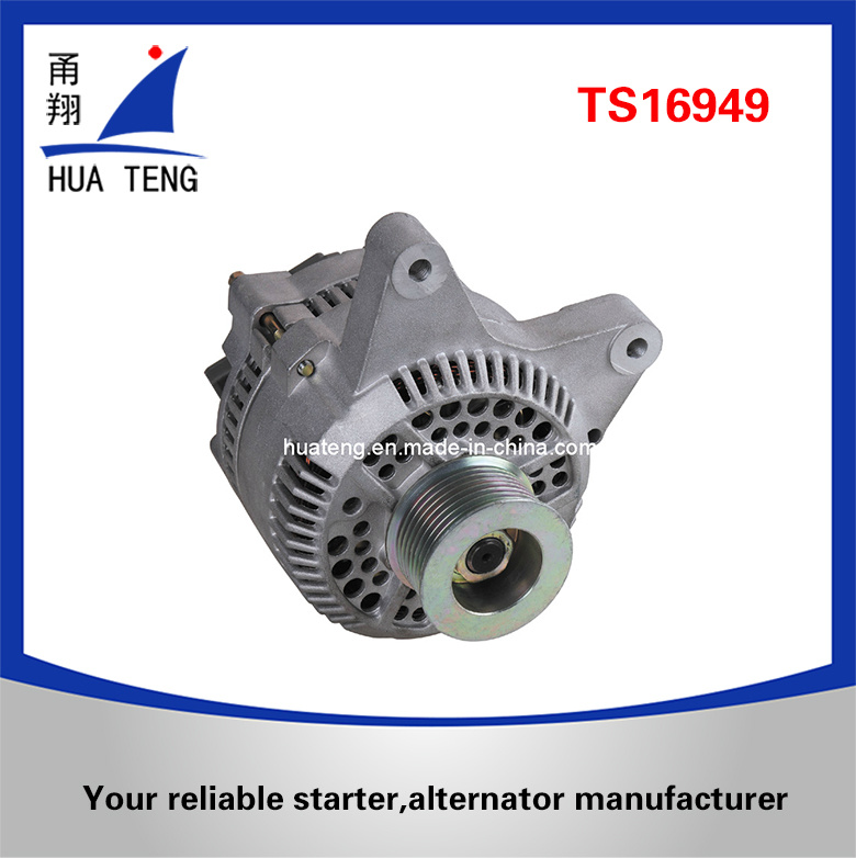 12V 130A Cw Alternator for Ford 7764