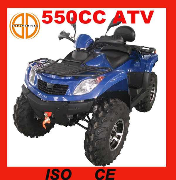 EEC 550cc 4 Wheel Drive Motorcycle