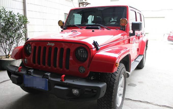 10th Anniversary Front Bumper for Jeep Wrangler Jk