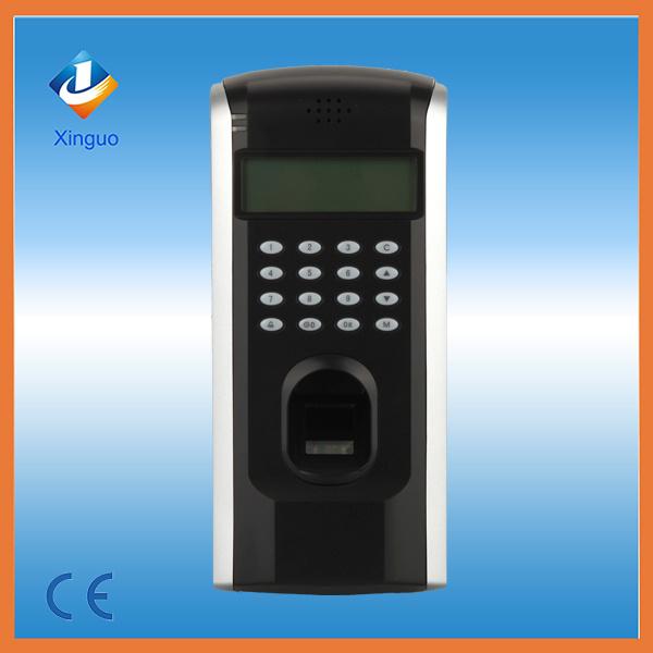 Huge Capacity Biometric Fingerprint Time Attendance Terminal