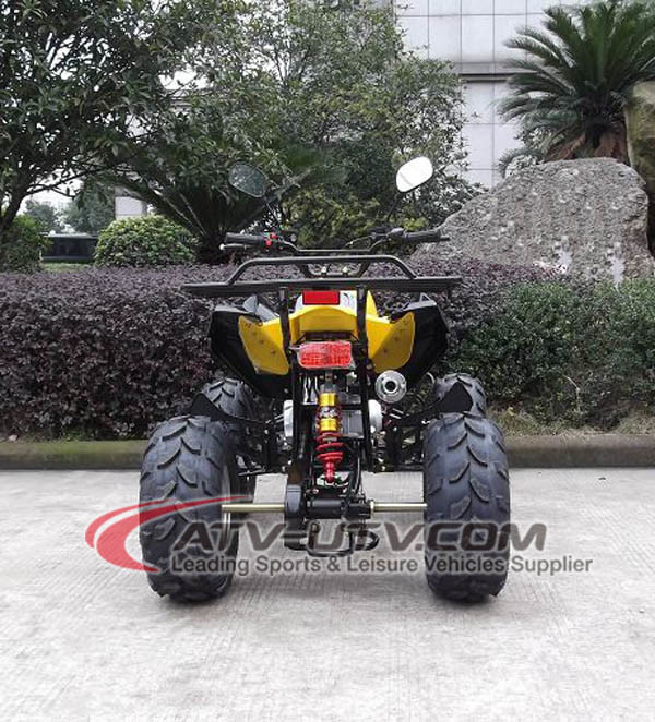 50cc Air Cooling 4 Stroke Engine ATV Quad Bike with Reverse Gearshfit