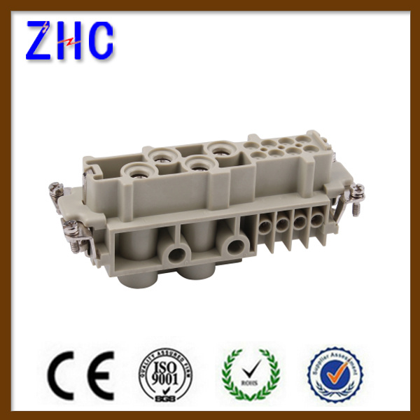 HK Series 4/8 Contacts Male and Female Heavy Duty Connector Screw Terminal Block Connector