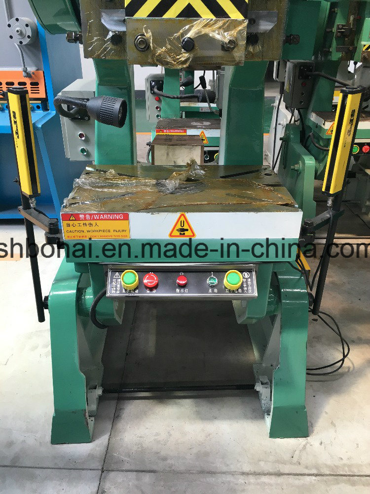 Cross Crank Type Mechanical Automatic Punching Machine (JB23-80T)