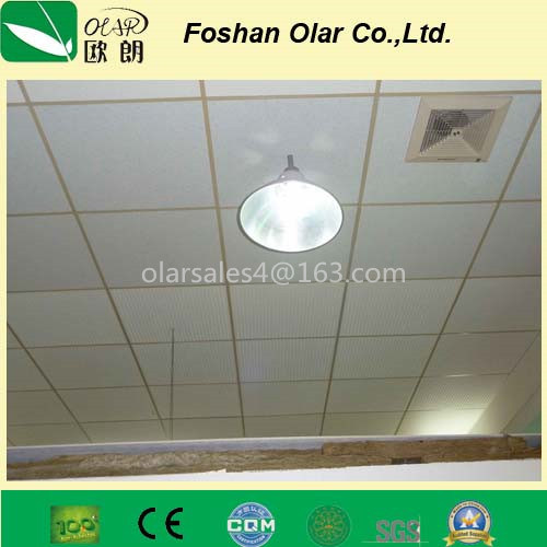 Fiber Cement Internal Ceiling Board Installation