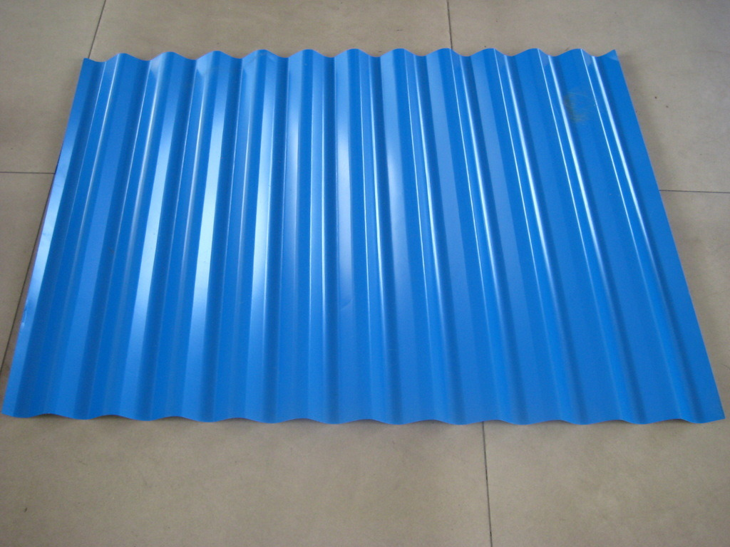 Color Coated Roofing Sheet Sheets