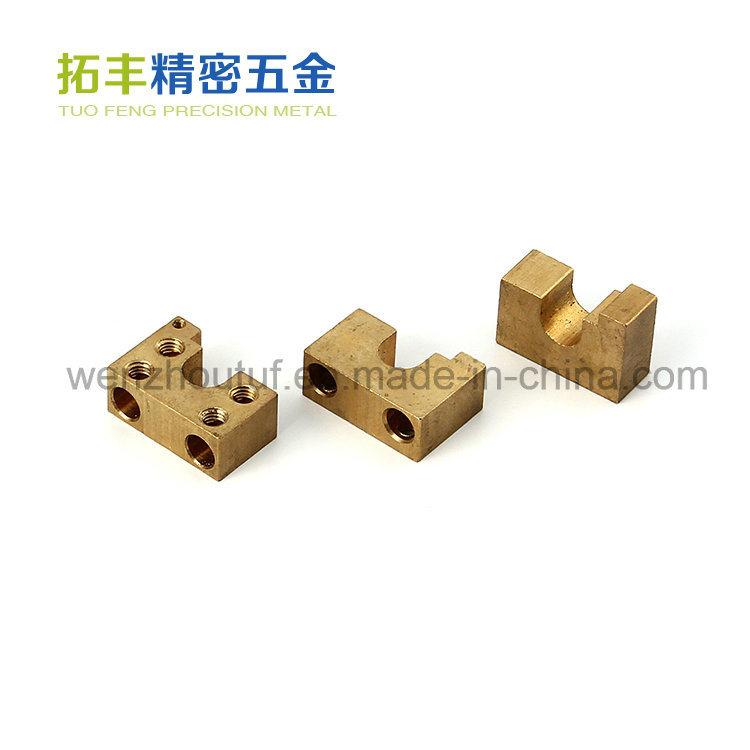 Brass Wire Terminal Block for Electrical Accessories