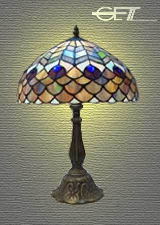 tiffany table lamp t12354 china tiffany lamp antique lamps. Black Bedroom Furniture Sets. Home Design Ideas