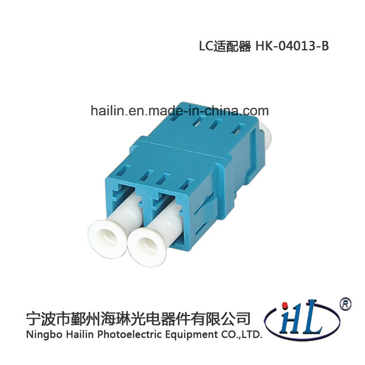LC/PC Duplex Fibre Channel Adapter for Fiber Optic Panel