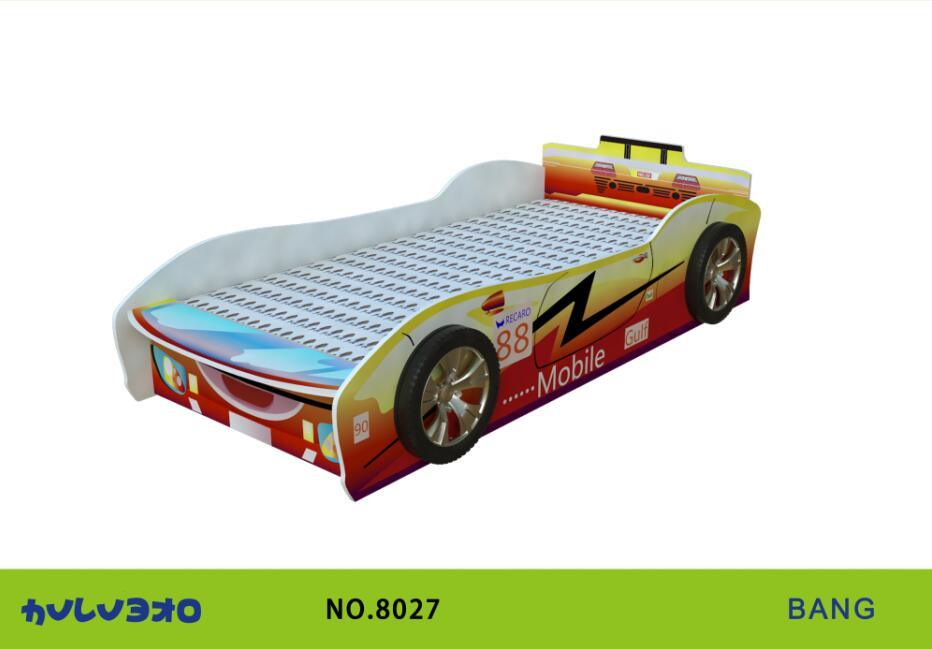 New Kids Race Car Bed Toddler Bed Child Bed Children Furniture Baby Furniture