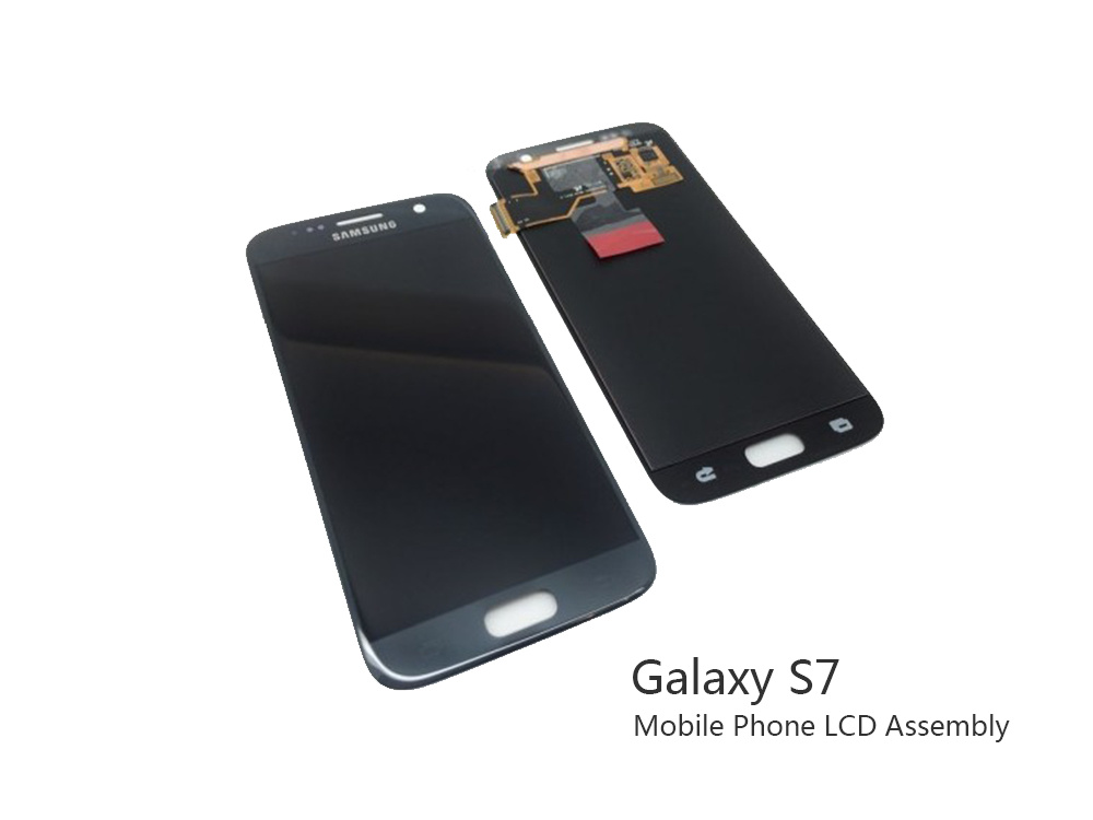 Original Quality Mobile Phone Touch Screen Display LCD for Samsung S7