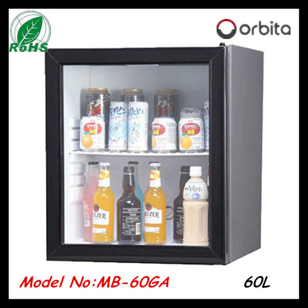 Orbita Refrigeration Unit 40L Absorption Small Refrigerator for Hotel Room